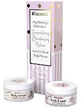 Parfüm, Parfüméria, kozmetikum Szett - Nacomi Blueberry Dream (b/mousse/100ml + b/foam/100ml)