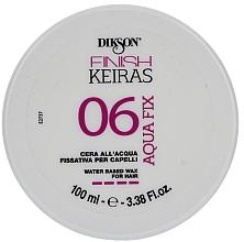 Parfüm, Parfüméria, kozmetikum Aqua Fix modellező viasz - Dikson Finish Keiras Aqua Fix