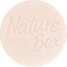 Parfüm, Parfüméria, kozmetikum Szilárd sampon - Nature Box Shampoo Bar Almond Oil