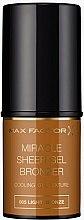 Parfüm, Parfüméria, kozmetikum Bronzosító stift - Max Factor Miracle Sheer Gel Bronzer