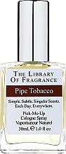 Parfüm, Parfüméria, kozmetikum Demeter Fragrance The Library of Fragrance Pipe Tobacco - Kölni