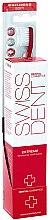 Parfüm, Parfüméria, kozmetikum Készlet - Swissdent Extreme (toothpaste/50ml + soft/toothbrush/1pc)
