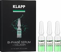 """Parfüm, Parfüméria, kozmetikum Kétfázisú szérum """"Kollagén"""" - Klapp Bi-Phase Serum Collagen"""