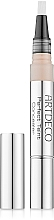 Parfüm, Parfüméria, kozmetikum Korrektor ecsettel - Artdeco Perfect Teint Concealer