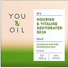 Parfüm, Parfüméria, kozmetikum Tápláló szappan dehidratált bőrre - You & Oil Nourishing Soap for Dehydrated Skin