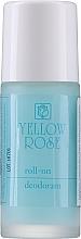 Parfüm, Parfüméria, kozmetikum Golyós dezodor férfiaknak - Yellow Rose Deodorant Blue Roll-On