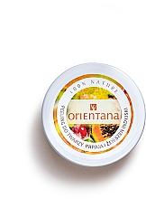 """Parfüm, Parfüméria, kozmetikum Krémes peeling """"Papaya"""" - Orientana Natural Cream Face Scrub Papaya"""