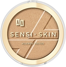 Parfüm, Parfüméria, kozmetikum Bronzosító - AA Sensi Skin Bronzer