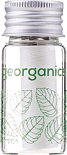 Parfüm, Parfüméria, kozmetikum Fogköztisztító selyem - Georganics Natural Floss Spearmint