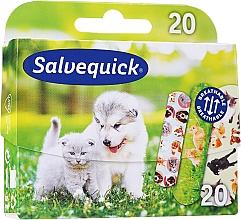 Parfüm, Parfüméria, kozmetikum Tapasz gyermekeknek - Salvequick Animal Planet