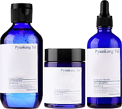 Parfüm, Parfüméria, kozmetikum Szett - Pyunkang Yul Skin Set (toner/200ml + serum/100ml + cr/100ml)