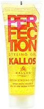 Parfüm, Parfüméria, kozmetikum Hajformázó gél, extra erős fixálás - Kallos Cosmetics