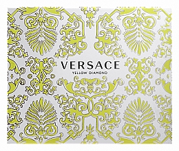 Parfüm, Parfüméria, kozmetikum Versace Yellow Diamond - Szett (edt/50ml + b/l50ml + sh/g50ml)