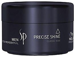 Parfüm, Parfüméria, kozmetikum Haj modellező és fényesítő wax - Wella SP Men Precise Shine Classic Wax