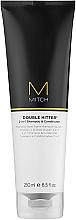 Parfüm, Parfüméria, kozmetikum Sampon kondicionáló 2 az 1-ben - Paul Mitchell Mitch Double Hitter 2 in 1 Shampoo & Conditioner
