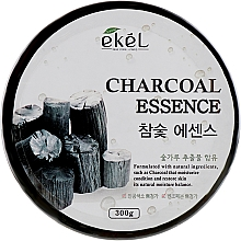 Parfüm, Parfüméria, kozmetikum Nyugtató gél faszénnel - Ekel Charcoal Essence Soothing Gel