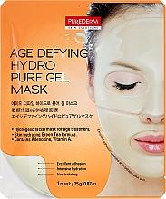 Parfüm, Parfüméria, kozmetikum Hidrogél arcmaszk - Purederm Age Defying Hydro Pure Gel Mask