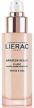 Parfüm, Parfüméria, kozmetikum Tápláló éjszakai revitalizáló arcfluid - Lierac Arkeskin Night Fluide Nutri-redensifiant