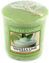 Parfüm, Parfüméria, kozmetikum Illatosított gyertya - Yankee Candle Vanilla Lime