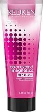 Parfüm, Parfüméria, kozmetikum Maszk 2 az 1-ben festett hajra - Redken Color Extend Magnetic Megamask