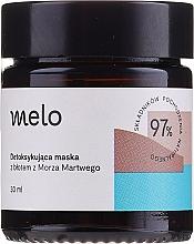 Parfüm, Parfüméria, kozmetikum Detox agyagmaszk - Melo