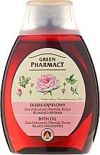 """Parfüm, Parfüméria, kozmetikum """"Szantálfa, Neroli és Rózsa"""" tusoló- és fürdőolaj - Green Pharmacy"""