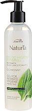 """Parfüm, Parfüméria, kozmetikum Intim mosakodó gél """"Útifű"""" - Joanna Naturia Intimate Hygiene Gel"""