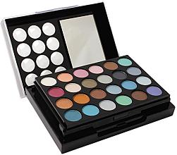Parfüm, Parfüméria, kozmetikum Smink készlet - Makeup Trading Palette Urban Beauty Case Cosmetic Set Travel All You Need to Go