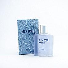 Parfüm, Parfüméria, kozmetikum Chat D'or Keen Zone For Men - Eau De Toilette