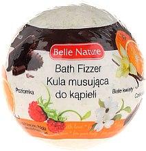 Parfüm, Parfüméria, kozmetikum Fürdőbomba, zöld - Belle Nature