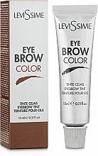 Parfüm, Parfüméria, kozmetikum Szemöldökfesték - LeviSsime Eye Brow Color