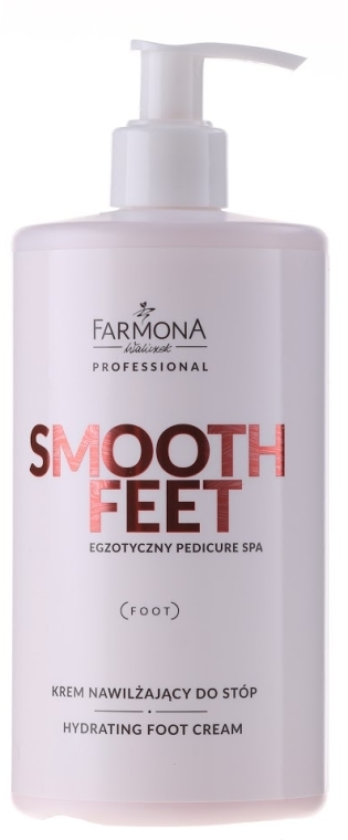 Regeneráló lábkrém grapefruit kivonattal - Farmona Exotic Pedicure SPA