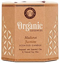 "Parfüm, Parfüméria, kozmetikum Illatosított gyertya ""Madurai Jasmine"" - Song of India Scented Candle"