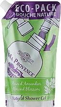 "Parfüm, Parfüméria, kozmetikum Tusfürdő utántöltő csomagolásban ""Mandula"" - Ma Provence Shower Gel Almond"