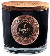 """Parfüm, Parfüméria, kozmetikum Illatosított gyertya pohárban """"Tengerparti gyümölcsök"""" - Flagolie Fragranced Candle Fruits On The Beach"""