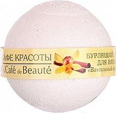 """Parfüm, Parfüméria, kozmetikum Pezsgő fürdőgolyó """"Vanília sörbet"""" - Le Cafe de Beaute Bubble Ball Bath"""
