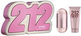 Parfüm, Parfüméria, kozmetikum Carolina Herrera 212 Sexy edp - Szett (edp 100ml + b/l 100ml)