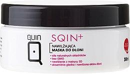 Parfüm, Parfüméria, kozmetikum Kézápoló maszk, hidratáló - Silcare Quin Sqin+ Moisturizing Hand Mask