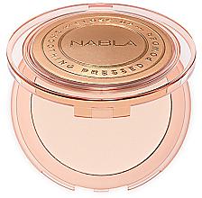 Parfüm, Parfüméria, kozmetikum Kompakt arcpúder - Nabla Close-Up Smoothing Pressed Powder