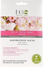 "Parfüm, Parfüméria, kozmetikum Alginát arcmaszk ""Hidratáló"" - ECO Laboratorie Algae Facial Mask"