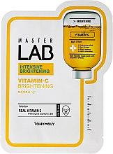 Parfüm, Parfüméria, kozmetikum Szövetmaszk C vitaminnal - Tony Moly Master Lab Vitamin C Mask