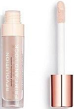 Parfüm, Parfüméria, kozmetikum Sminkalap szemhéjfesték alá - Makeup Revolution Prime & Lock Eye Primer