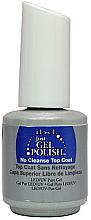 Parfüm, Parfüméria, kozmetikum Fedőlakk ragadós réteg nélkül - IBD Just Gel No Cleanse Top Coat