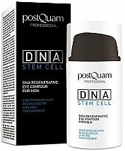 Parfüm, Parfüméria, kozmetikum Szemkörnyékápoló krém férfiaknak - PostQuam Global Dna Men Intensive Eye Contour