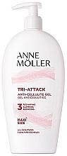Parfüm, Parfüméria, kozmetikum Narancsbőr elleni gél - Anne Moller Tri-attack Anti-cellulite Gel