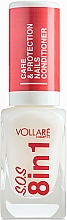 Parfüm, Parfüméria, kozmetikum Gyógyszer körmökre - Vollare Cosmetics SOS 8in1