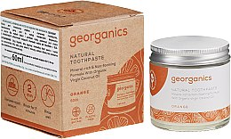 Parfüm, Parfüméria, kozmetikum Natúr gyerekfogkrém - Georganics Red Mandarin Natural Toothpaste