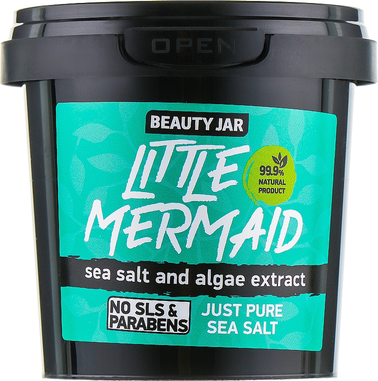 "Fürdősó""Little Mermaid"" - Beauty Jar Just Pure Sea Salt"