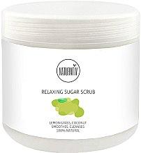 Parfüm, Parfüméria, kozmetikum Cukros peeling testre - Naturativ Naturativ Relaxing Body Sugar Scrub