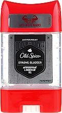 Parfüm, Parfüméria, kozmetikum Izzadásgátló gél - Old Spice Strong Slugger Antiperspirant Gel